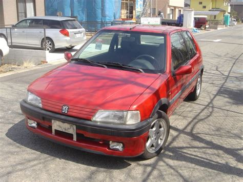 peugeot japan peugeot 106 xsi 1996 used for sale