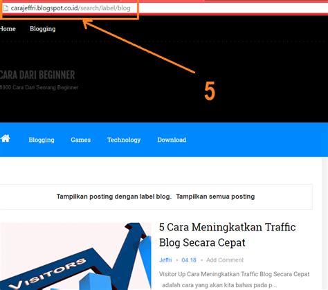 cara membuat blog lebih menarik 7 cara membuat menu blog lebih menarik nge blog bareng