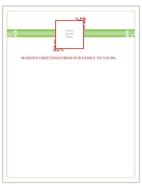 christmas letter stationery new calendar template site christmas letters templates new calendar template site