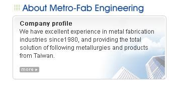 Metro Fab Engineering Inc About Us Sidhi Vinayaka Fab Engineering