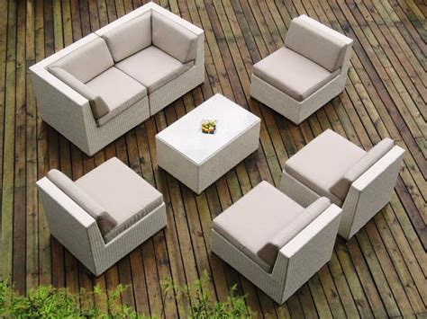 Decorating White Wicker Outdoor Furniture Thehrtechnologist Real Wicker Patio Furniture
