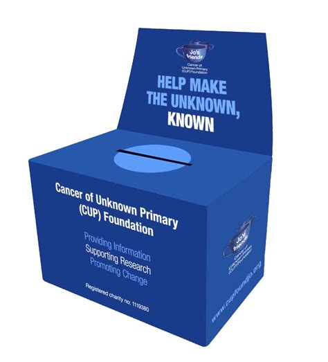 How To Make A Donation Box Out Of Paper - support our work