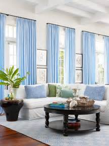Small Living Room Window Treatment Ideas » Home Design 2017