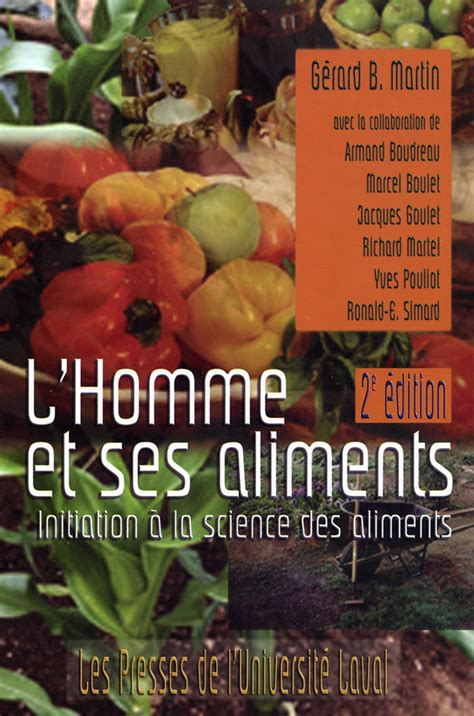 la science et l hypothã se edition books l homme et ses aliments initiation 224 la science des