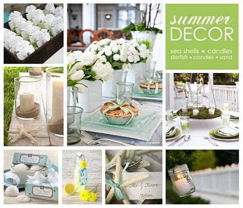 summer decoration house interior decorating tips for best summer activities
