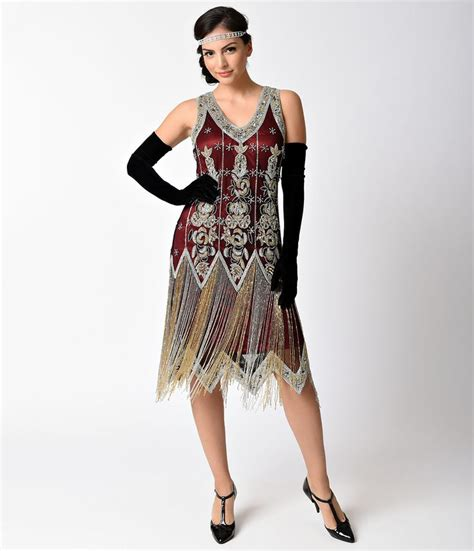 1920 s style paprika gold 500 best images about 1920s flapper dresses on