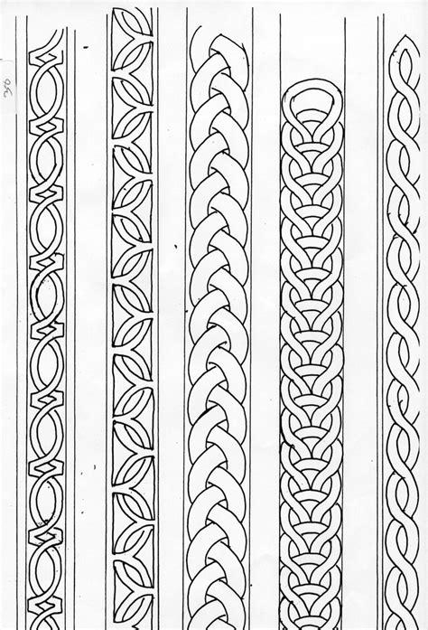 pattern made up of lines or bands celtic band pattern recherche google celtic pattern