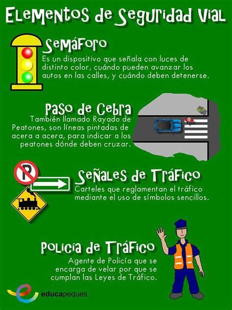 imagenes informativas definicion m 225 s de 25 ideas fant 225 sticas sobre seguridad vial en