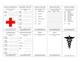med cards template blank medication list wallet size search results