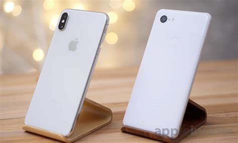 apples iphone xs max smashes googles pixel   benchmark testing