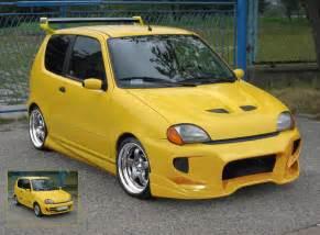 Fiat Siecento Fiat Seicento Motoburg