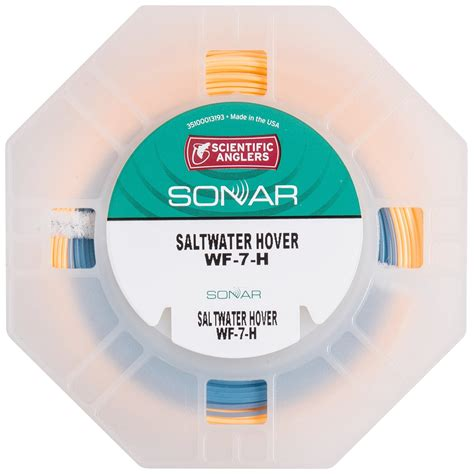 sinking saltwater fly line scientific anglers sonar saltwater hover fly line