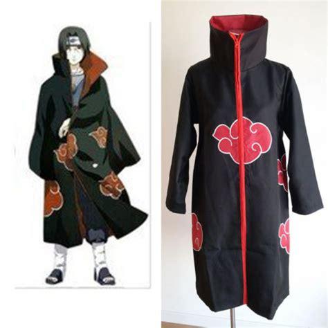 Limited Stockpromospecialexclusiveterbatas Cool Unisex Cape Hat free shipping costumes uchiha sasuke akatsuki cloak