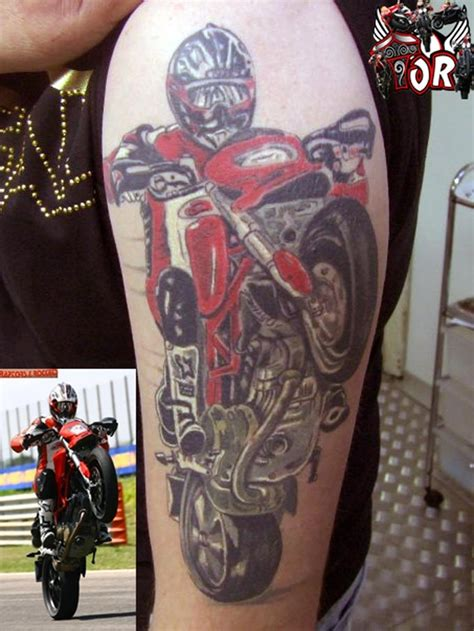 Tattoo Motorrad Ducati ducati tattoo motorcycles and such pinterest