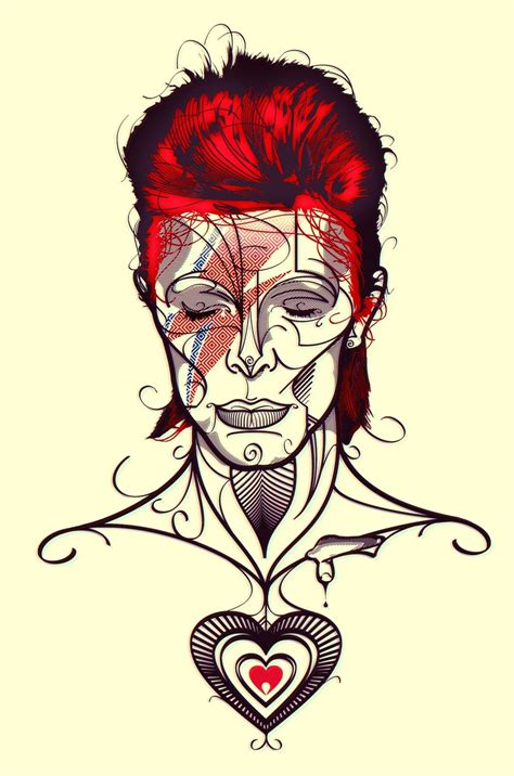 aladdin sane tattoo next modern sane by gui soares ground