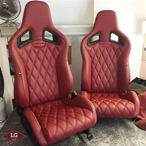 recaro seat upholstery seats leather recaro on instagram