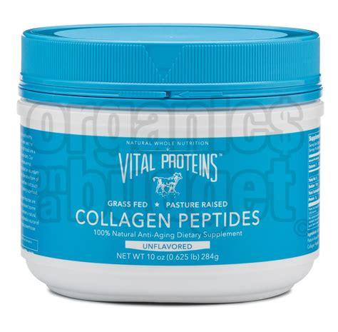 vital proteins collagen vital proteins collagen peptide pasture raised 284g