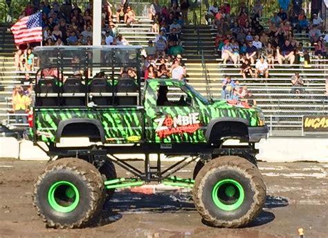 Zombie Tracker Monster Truck Yelp