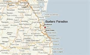 surfers paradise location guide