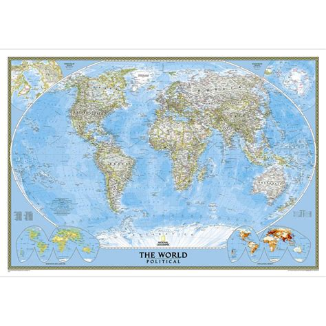 south africa classic tubed national geographic reference map books world executive wall map enlarged national geographic store