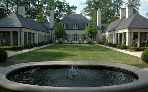 u shaped homes want a u shaped house one day dream home pinterest