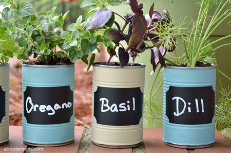 herb garden gift ideas diy kitchen herb garden gift idea