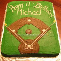 How To Make A Baseball Field In Your Backyard by 25 Best Ideas About Baseball Field Cake On