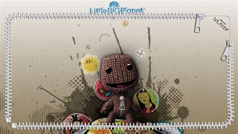 new themes ps vita little big planet lockscreen ps vita wallpapers free ps