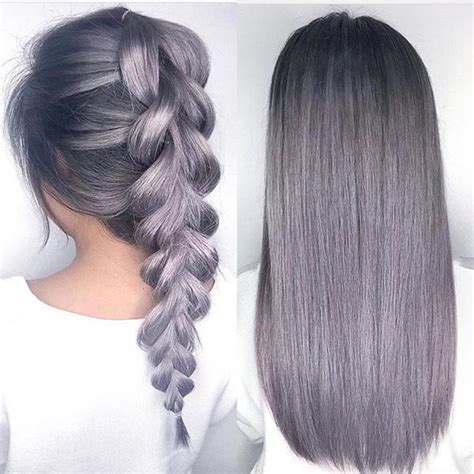 pinterest silver hair best 25 lilac grey hair ideas on pinterest silver