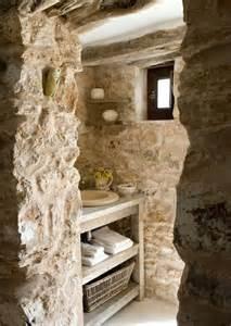 salle de bain et bois une beaut 233 naturelle