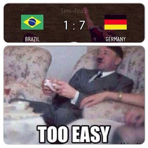 Germany Meme - image 790178 2014 world cup semfinal brazil vs