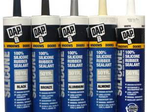 colored caulking dap silicone dap colored caulk silicone rubber sealant