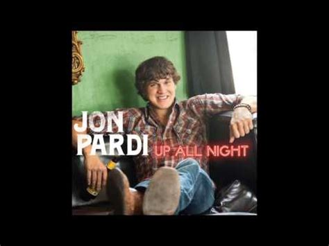 Jon Pardi Up All Night Lyrics