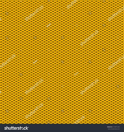 background pattern hive bee hive pattern or background stock vector illustration