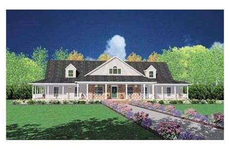 Ranch Style House Plans With Wrap Around Porch This Ranch Style Home With Wrap Around Porch House