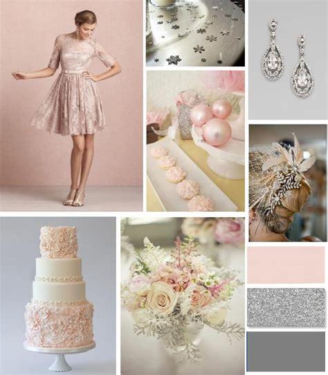 blush and pink wedding grey blush pink ivory trebella events