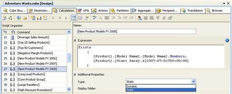 mdx query tutorial sql server 2008 how to reduce mdx code redundancy in sql server analysis