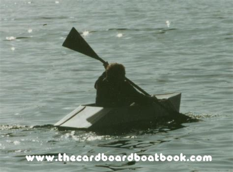 cardboard boat book the cardboard boat book boats boat design net