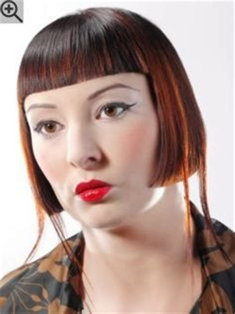 lip length bob with soft fringe front and back image 1000 images about bobs with bangs on pinterest bob