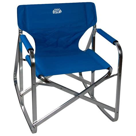 aluminum rocking chair equip aluminum rocking deck chair kijaro 90023 folding