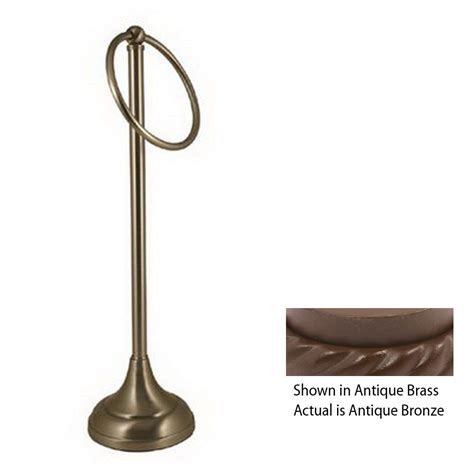 Brass Countertop by Shop Allied Brass Antique Bronze Freestanding Countertop