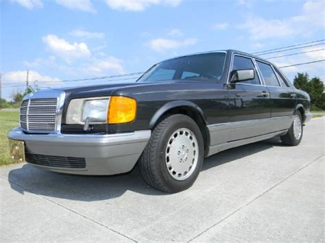 blue book value for used cars 1986 mercedes benz e class auto manual 1986 mercedes 560 sel blue book value
