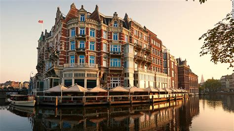 best hotel in amsterdam 12 of the best canal hotels in amsterdam cnn