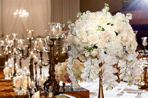 Wedding Aisle Arrangements by Ceremony D 233 Cor Photos Candelabra Large Floral