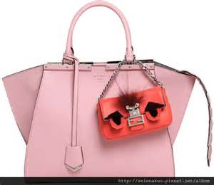 Fendi Sweety Sweet Baguette by Fendi 新迷你包款 Micro Peekaboo以及baguette Bags 活動 台北101