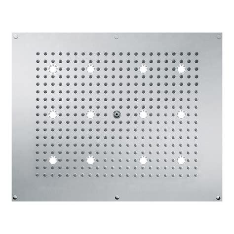 getto doccia bossini soffione doccia design moderno con getto pioggia e