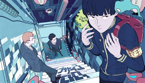 anime id mob psycho mob psycho 100 hd wallpaper and background image