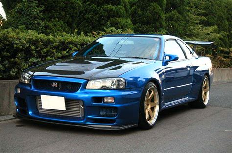nissan r34 custom custom blue 2002 nissan skyline