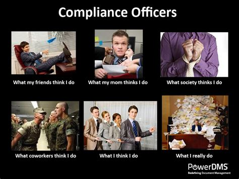 compliance policy management what compliance officers