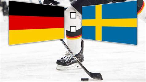 deutschland gegen schweden eishockey wm 2017 schweden zerlegt deutschland mehr sport